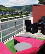 Ferienwohnung Mosellounge Zell Mosel