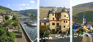 Mosel - Zell Mosel